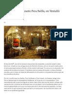 Crítica del restaurante Pera Batlla, en Ventalló (Girona) _ Ondakin.pdf