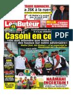 Journal Le Buteur 09.02.2018