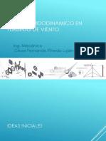 Diseño FLUIDODINAMICO en Turbinas de Viento