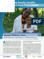 IFHP Stories From SNNP 2014 - Abdusemed Mussa