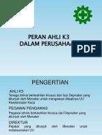 AHLI K3