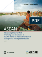 Advancing Disaster Risk Financing and Insurance in ASEAN Member States - Framework and Options for Implementation_project_02052016