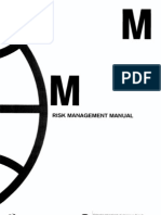 Fidic-risk Management Manual