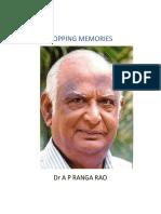 Dr AP Ranga Rao