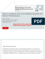 How to Analyze and Tune SQL Queries for Better Performance-VTS2016