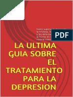 La Ultima Guia Sobre El Tratamiento Para l - Maria a. Cervantes