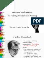 Ernestine Wiedenbach's