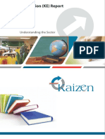Kaizen Education Report South East Asia