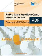 EdWel PMP Exam Preparation Bootcamp Participant Manual 2 6 Online Free