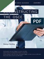 Deconstrucing the Osce