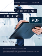 Deconstrucing the Osce