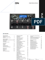 Tc-helicon Vl3x Reference Manual English