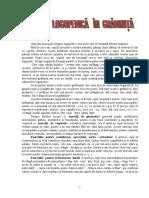 Logopedia in Gradinita