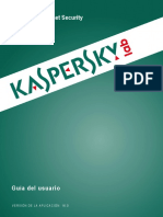 Userguide Kaspersky