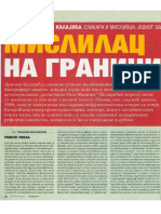 72811937 Vladimir Dimitrijević Mislilac Na Granici Sećanje Na Dragoša Kalajića