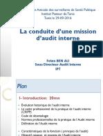 conduite mission audit interne