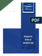 Histograma de Capacidad de Pago