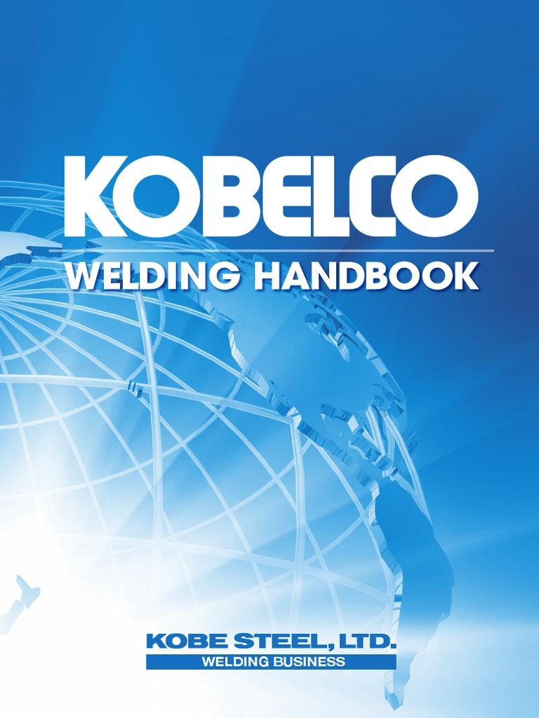 Handbook | Welding | Steel