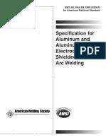 AWS A5.3_A5.3M-1999 (R2007)