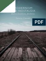 [Tammy Clewell (Eds.)] Modernism and Nostalgia Bo(B-ok.org)