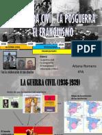 guerraposguerra y franquismo aitanaromero