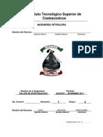 Portafolio de Evidencias I Taller de Investigacion