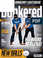 Bunkered Issue 155 2017, Hit More Greens