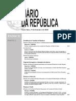 Diario Da Republica - 29/2018 Serie II
