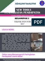 7 New Tools Kelompok 2 Usaha Mebel