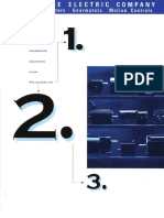 Bodine 123 Selection Guide