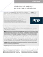 Management of Rhinosinusitis During Pregnancy