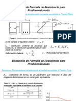 Desarrollo de La Formula de Resistencia Para Predimensionado