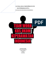 Soal-soal Ukom D3 Perawat Rangkuman KBS