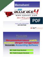 Presentasi Accurate Accounting Il