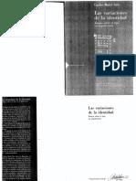 Carlos Marti Aris - Las variaciones de la identidad.pdf