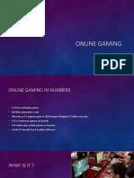 documentsonline gaming