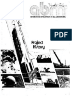 ABM Research and Development - Project History. Bell 1975