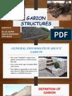 Gabion Structures