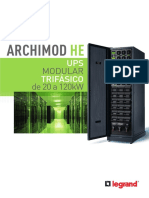 Consulta Catalogo Archimod 20 120kw
