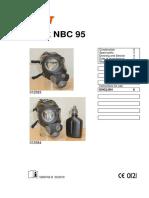 Scott Safety M95 Manual