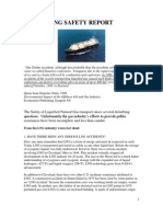 Lng Safety Report