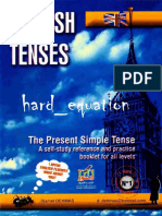 English Tenses Text