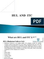 HUL vs ITC