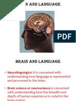 languageandthebrain