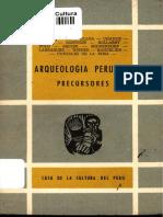 arqueologia peruana precursores