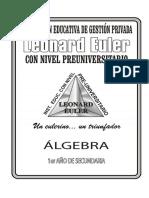 1° Algebra