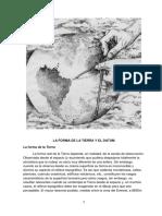 La Forma de La Tierra y El Datum 2014