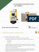 20183-06 Práctica Estacion Total