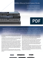 Mellanox Ethernet Switch Brochure