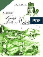 Dagoberto Ospitia & Angela Urueña. Cuentos y Leyendas Del Valle de Malchita